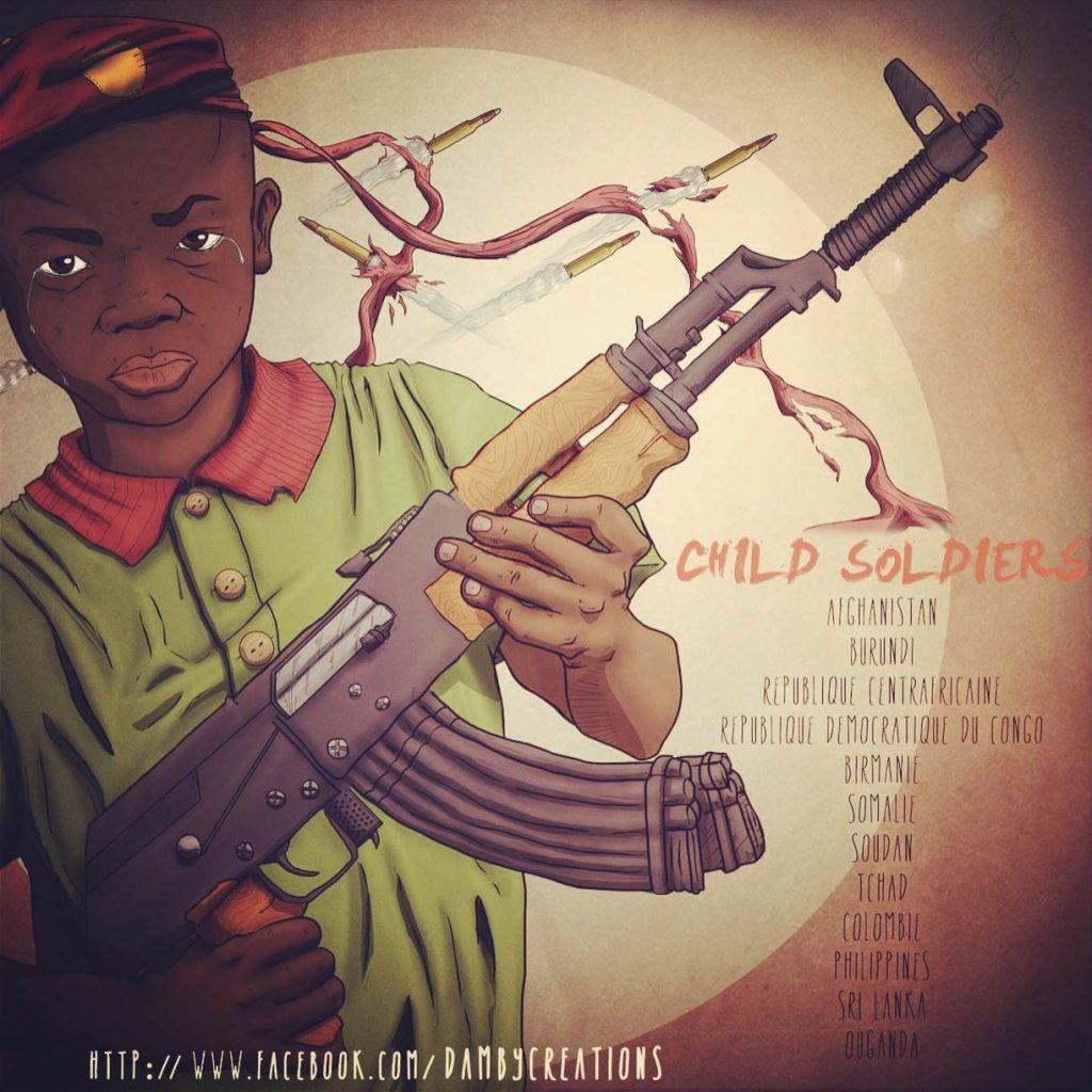 Les « enfants-sorciers », les rejetons de la guerre en Afrique Équatoriale