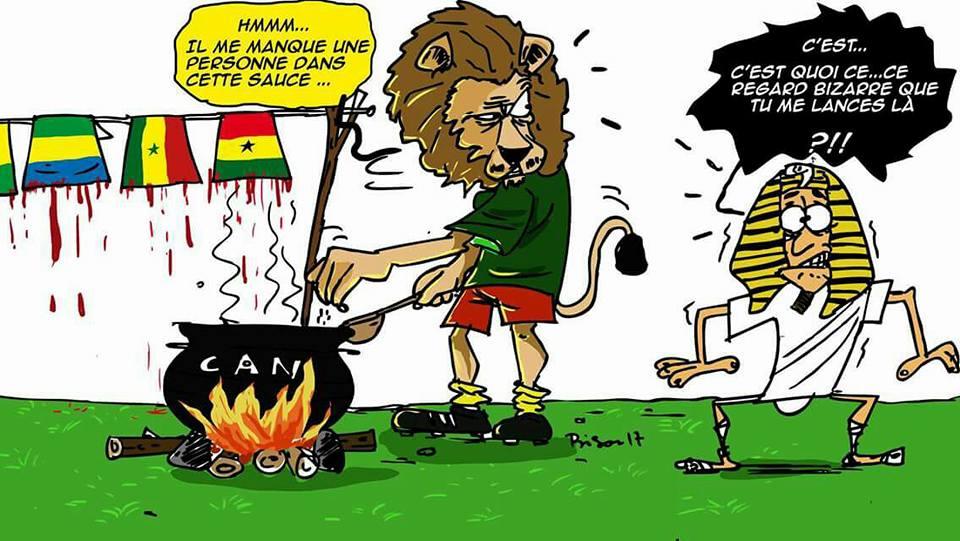 L'AFRIQUE EST DANS LA SAUCE #237