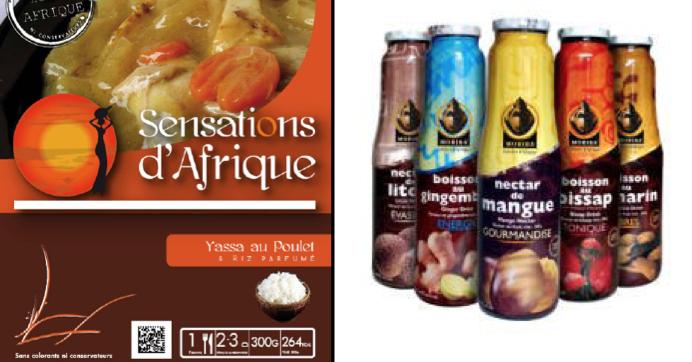 L'AFRIQUE EN G.M.S : Quand la cuisine africaine s'invite aux rayons frais
