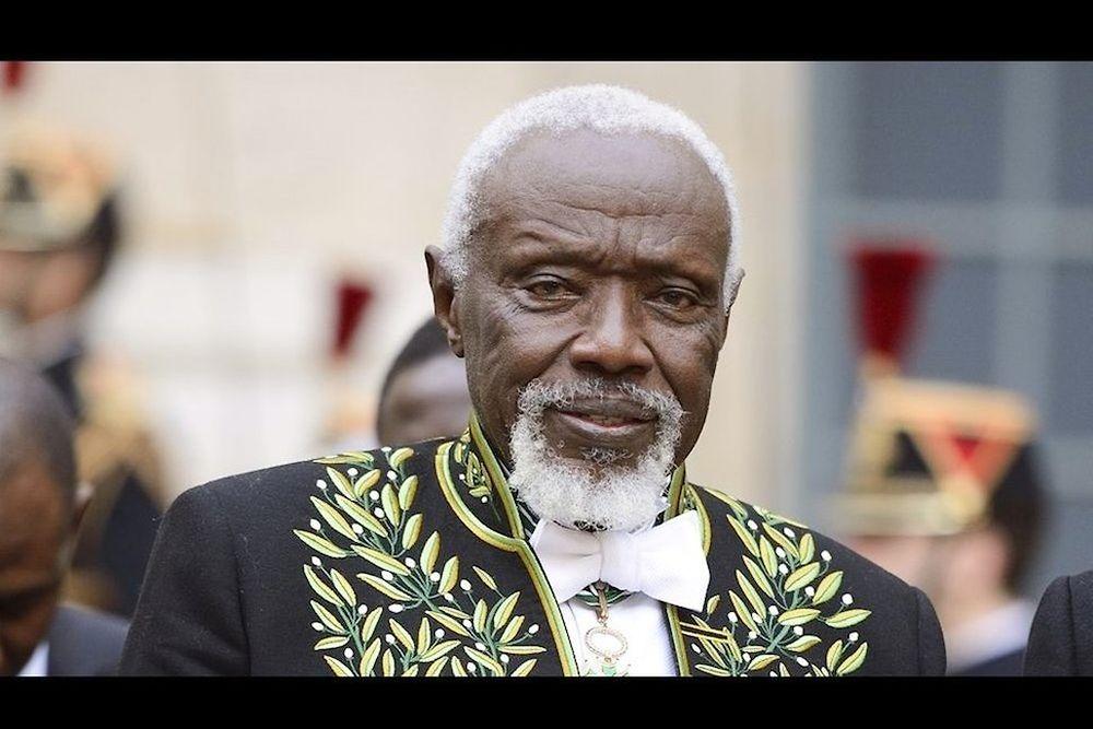 OUSMANE SOW : Premier Africain à l'Académie Française.
