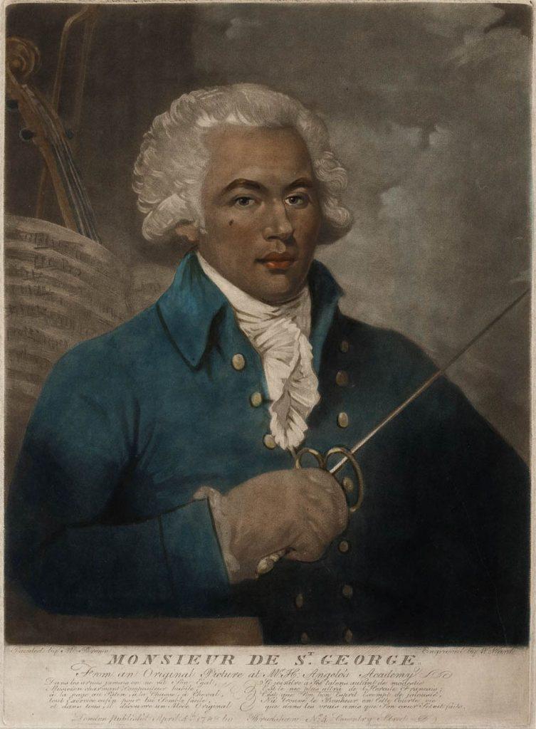 JOSEPH DE SAINT-GEORGE : Le «Mozart noir» oublié