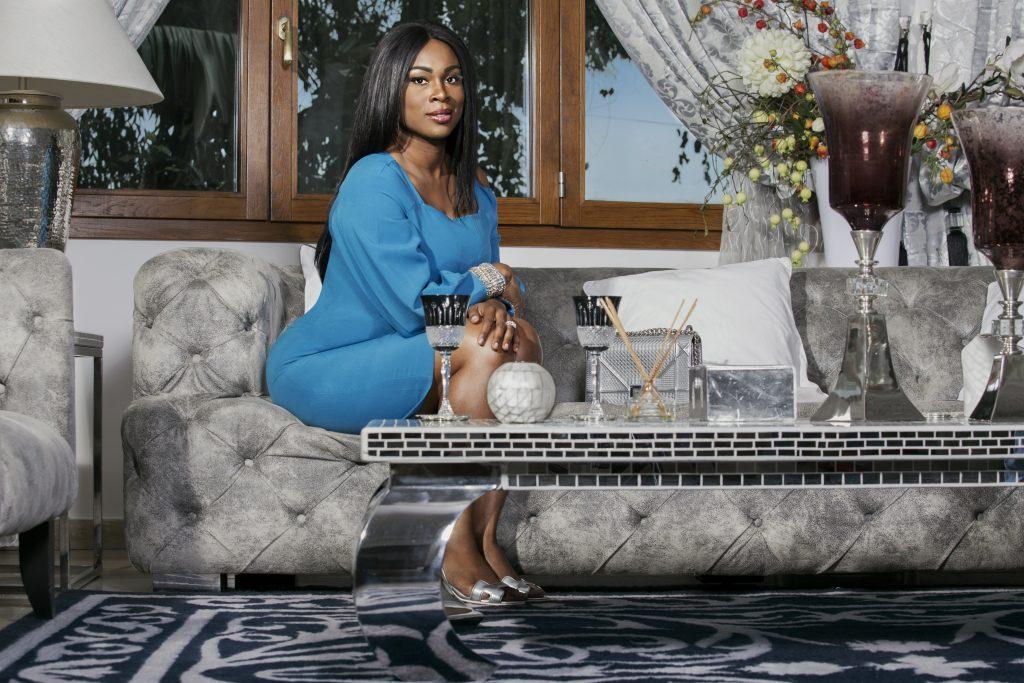 SARAH NDENGUE KAMARA : Sa nouvelle vie de mum'preneur