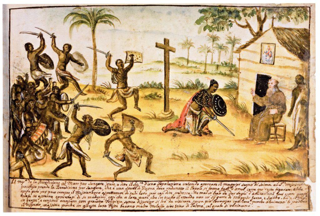 POISSON SALÉ : Vestige du passage des Portugais
