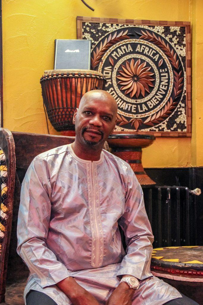SEYBA MACALOU : Fondateur de Mama Africa