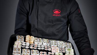 KEVIN NGOUÉ : Le spécialiste des sushis