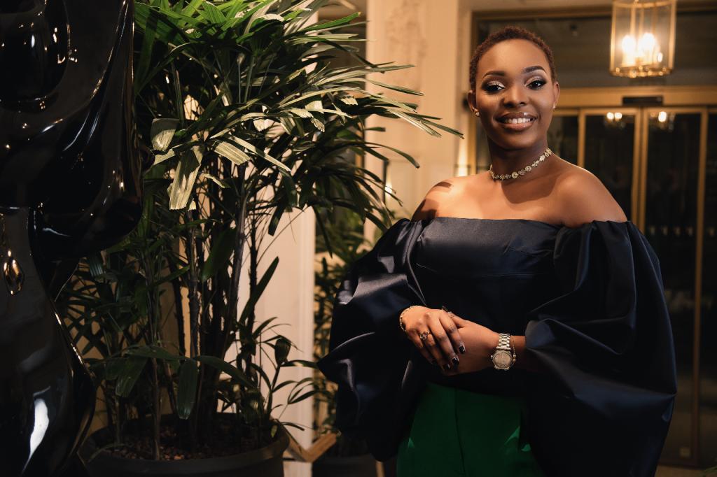 CINDY GAMASSA : Nouvelle génération de femme africaine