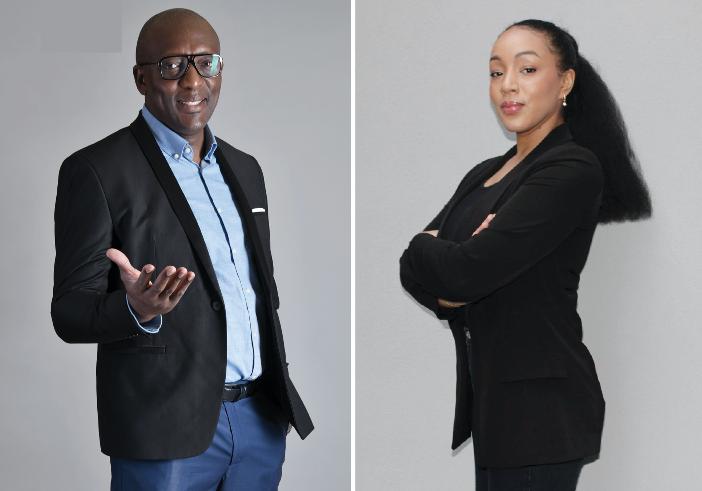 Kerilys & Baudoin MBANE : Fondateurs de eHuble.com