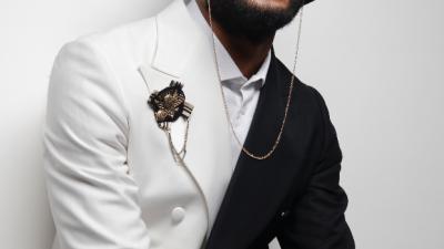 ÉLISÉE MBANZA : Fondateur de Kasaï Couture
