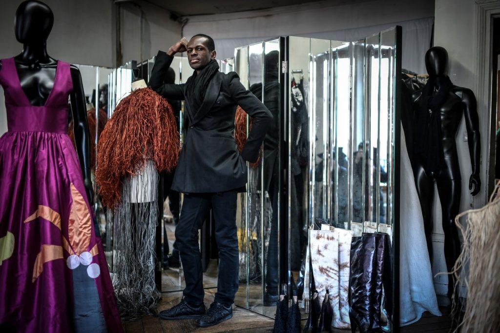 IMANE AYISSI : Le 1er créateur africain de la Haute-Couture