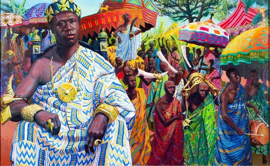 OSEI TUTU, «son» empire Ashanti