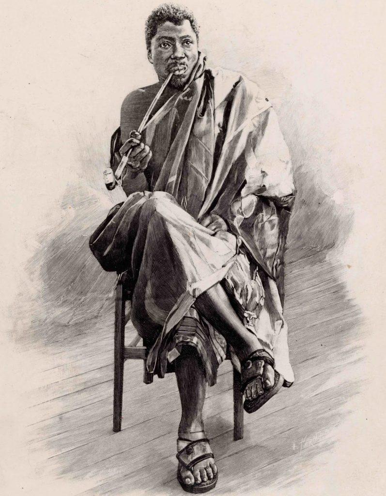 ROI BEHAZIN : Le Dahomey face aux colons
