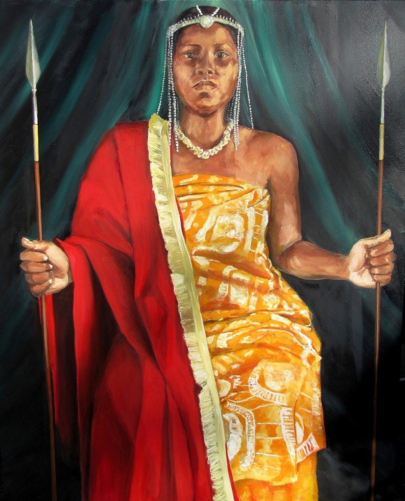 AMAZONES DU DAHOMEY : Les guerrières du trône